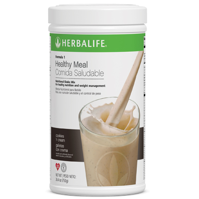 Healthy meal replacement shakes