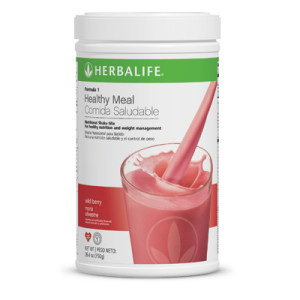 Order Herbalife Online Healthy Meal Wild Berry