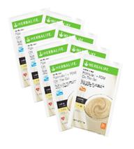 Herbalife Shakes Flavor Lists